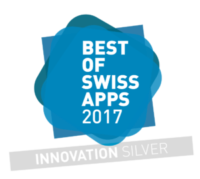 Best of Swiss Apps 2017 Innovation