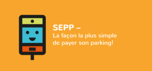 SEPP – la façon la plus simple de payer son parking